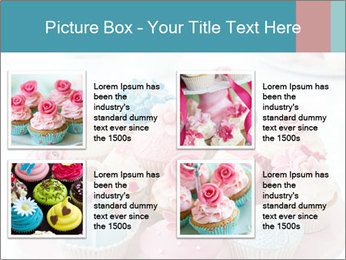 Cupcakes PowerPoint Templates - Slide 14