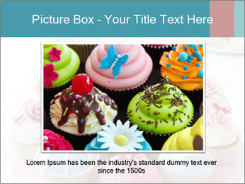 Cupcakes PowerPoint Templates - Slide 15