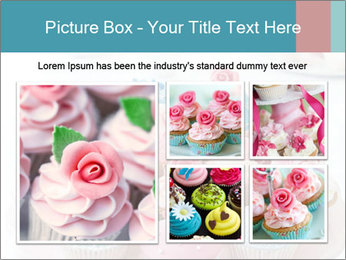 Cupcakes PowerPoint Templates - Slide 19