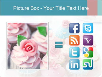 Cupcakes PowerPoint Templates - Slide 21