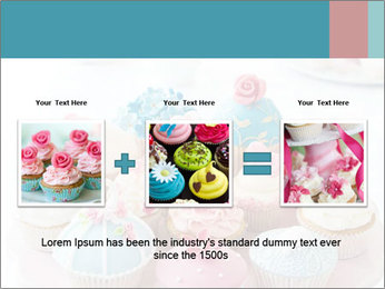 Cupcakes PowerPoint Templates - Slide 22