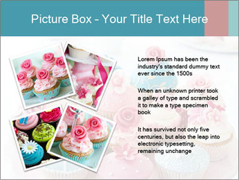 Cupcakes PowerPoint Templates - Slide 23