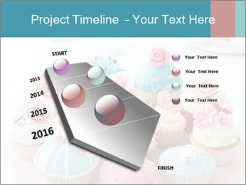 Cupcakes PowerPoint Templates - Slide 26