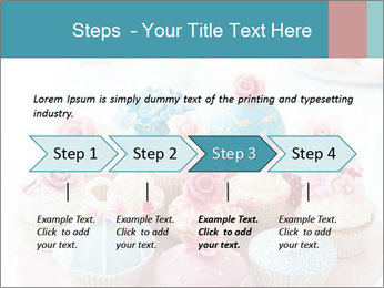 Cupcakes PowerPoint Templates - Slide 4