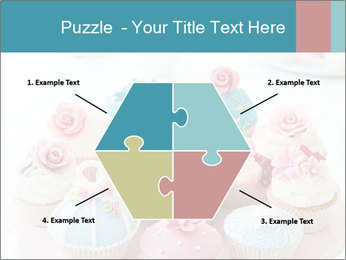 Cupcakes PowerPoint Templates - Slide 40