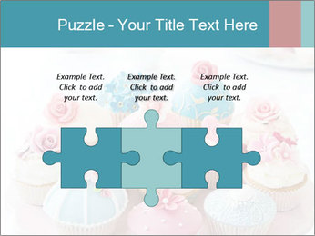 Cupcakes PowerPoint Templates - Slide 42