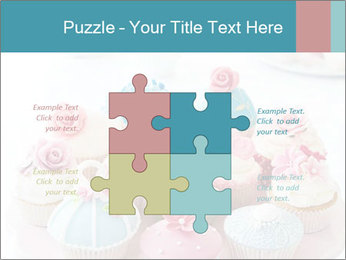 Cupcakes PowerPoint Templates - Slide 43