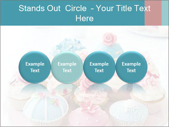 Cupcakes PowerPoint Templates - Slide 76