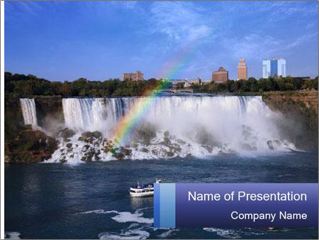 Niagara Falls PowerPoint Templates