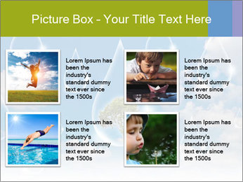 Eco concept PowerPoint Template - Slide 14