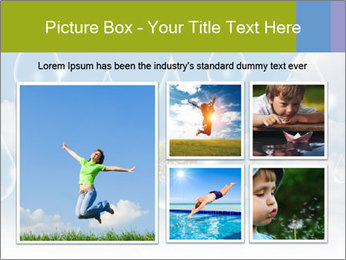Eco concept PowerPoint Template - Slide 19