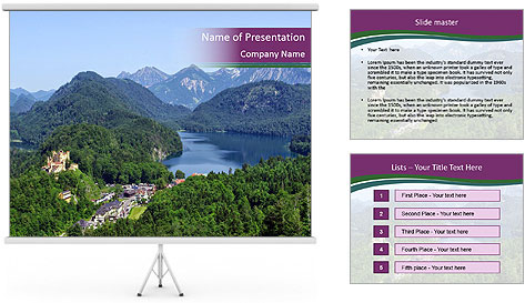 0000087895 PowerPoint Template
