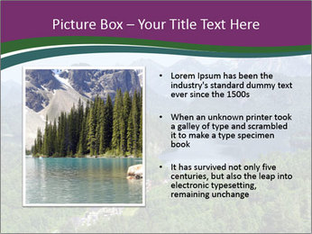 Castle in Bavarian Alps PowerPoint Templates - Slide 13