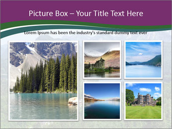 Castle in Bavarian Alps PowerPoint Templates - Slide 19