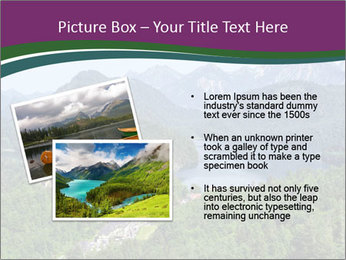 Castle in Bavarian Alps PowerPoint Templates - Slide 20