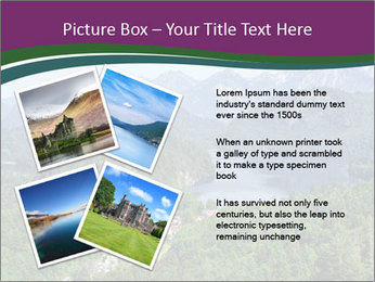 Castle in Bavarian Alps PowerPoint Templates - Slide 23