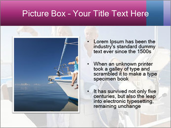 A happy senior couple PowerPoint Template - Slide 13
