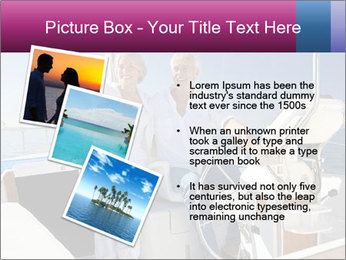 A happy senior couple PowerPoint Template - Slide 17