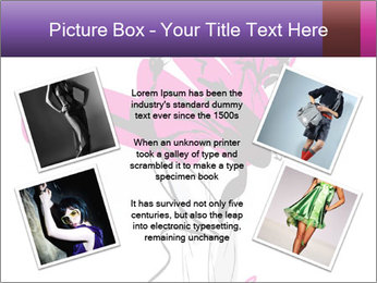 Hand-drawn fashion model PowerPoint Template - Slide 24