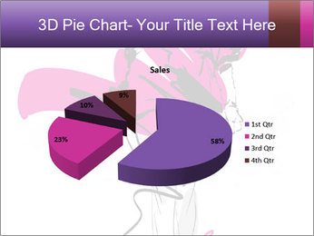 Hand-drawn fashion model PowerPoint Templates - Slide 35