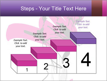Hand-drawn fashion model PowerPoint Template - Slide 64