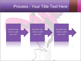 Hand-drawn fashion model PowerPoint Template - Slide 88
