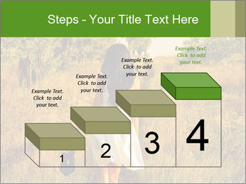 The barefoot girl PowerPoint Templates - Slide 64