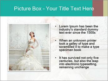 Bride PowerPoint Template - Slide 13