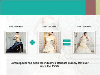 Bride PowerPoint Template - Slide 22