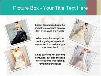 Bride PowerPoint Template - Slide 24