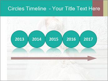 Bride PowerPoint Template - Slide 29