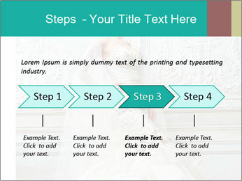 Bride PowerPoint Template - Slide 4