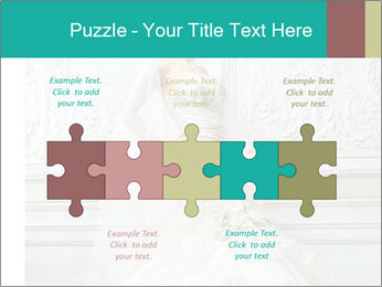 Bride PowerPoint Template - Slide 41