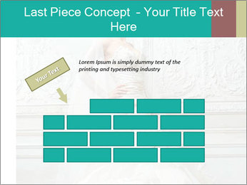 Bride PowerPoint Template - Slide 46
