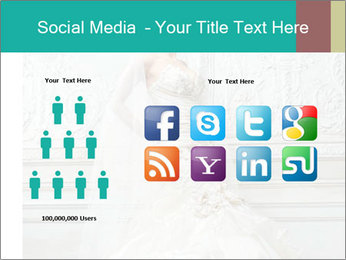 Bride PowerPoint Template - Slide 5