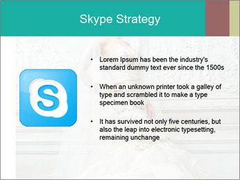 Bride PowerPoint Template - Slide 8