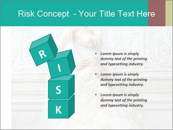 Bride PowerPoint Template - Slide 81