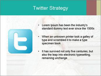 Bride PowerPoint Template - Slide 9