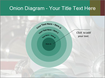 Large jet engine detail PowerPoint Templates - Slide 61