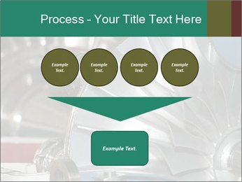 Large jet engine detail PowerPoint Templates - Slide 93