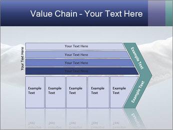 Handshake - Hand holding PowerPoint Template - Slide 27