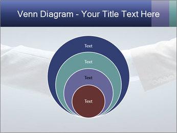 Handshake - Hand holding PowerPoint Templates - Slide 34