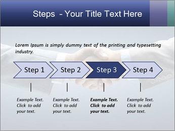 Handshake - Hand holding PowerPoint Templates - Slide 4