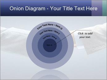 Handshake - Hand holding PowerPoint Template - Slide 61