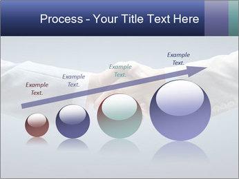Handshake - Hand holding PowerPoint Templates - Slide 87