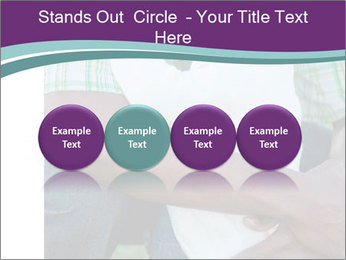 Little Smiling African American Girl PowerPoint Templates - Slide 76