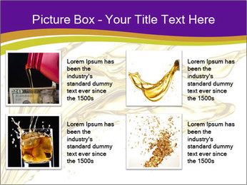 Engine oil splashing PowerPoint Template - Slide 14
