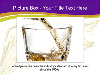Engine oil splashing PowerPoint Template - Slide 15