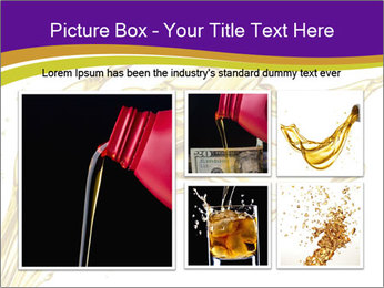 Engine oil splashing PowerPoint Template - Slide 19