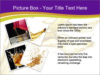 Engine oil splashing PowerPoint Template - Slide 23